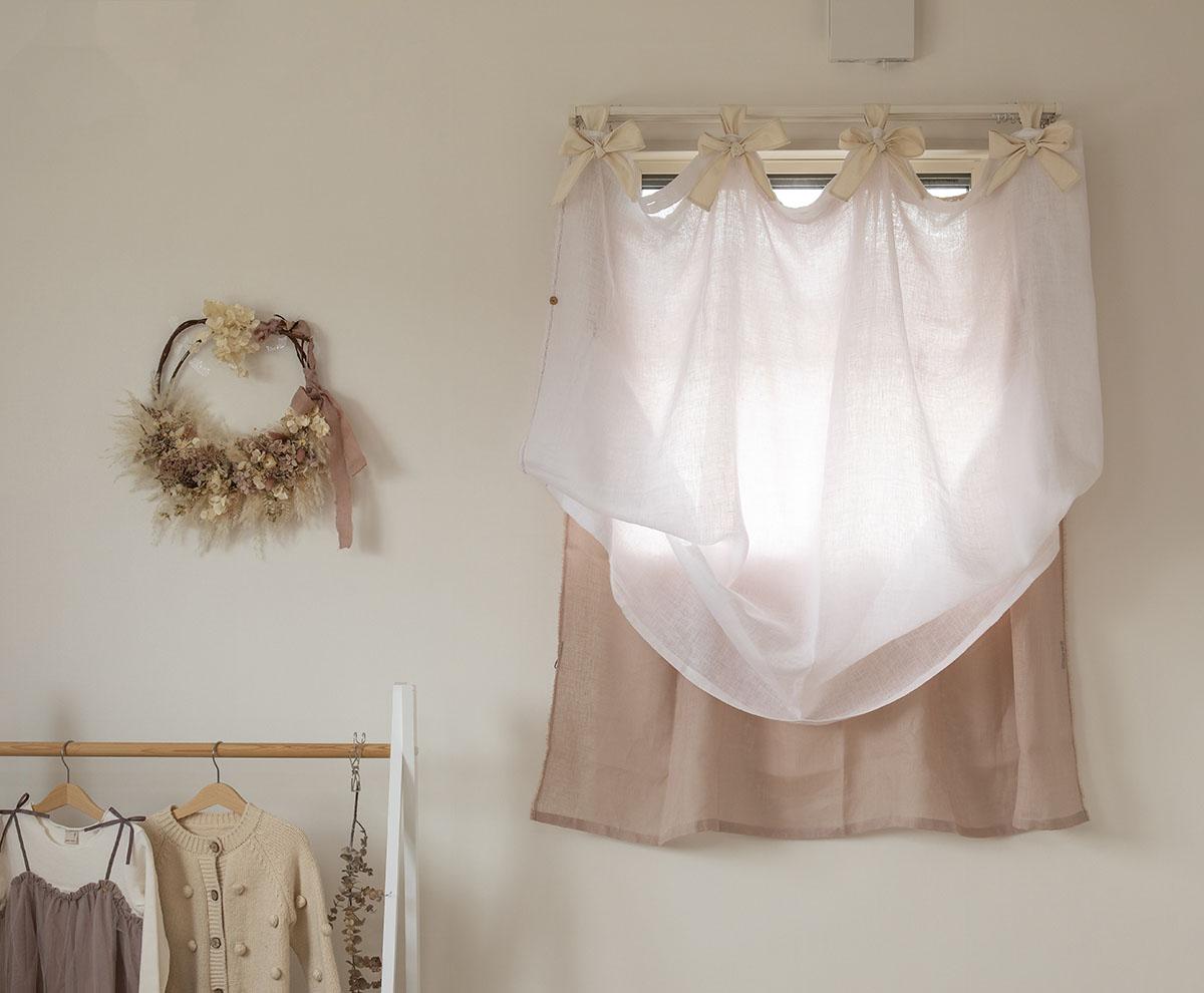 【KURASIKUのおはなし ②】100人、100通りのライフスタイルに寄り添うカーテンで、暮らし上手に。