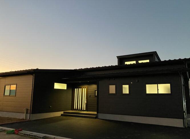 【10/23・24】個性とプライバシーを両立した、今注目の平屋住宅のオープンハウス開催! 中西工務店