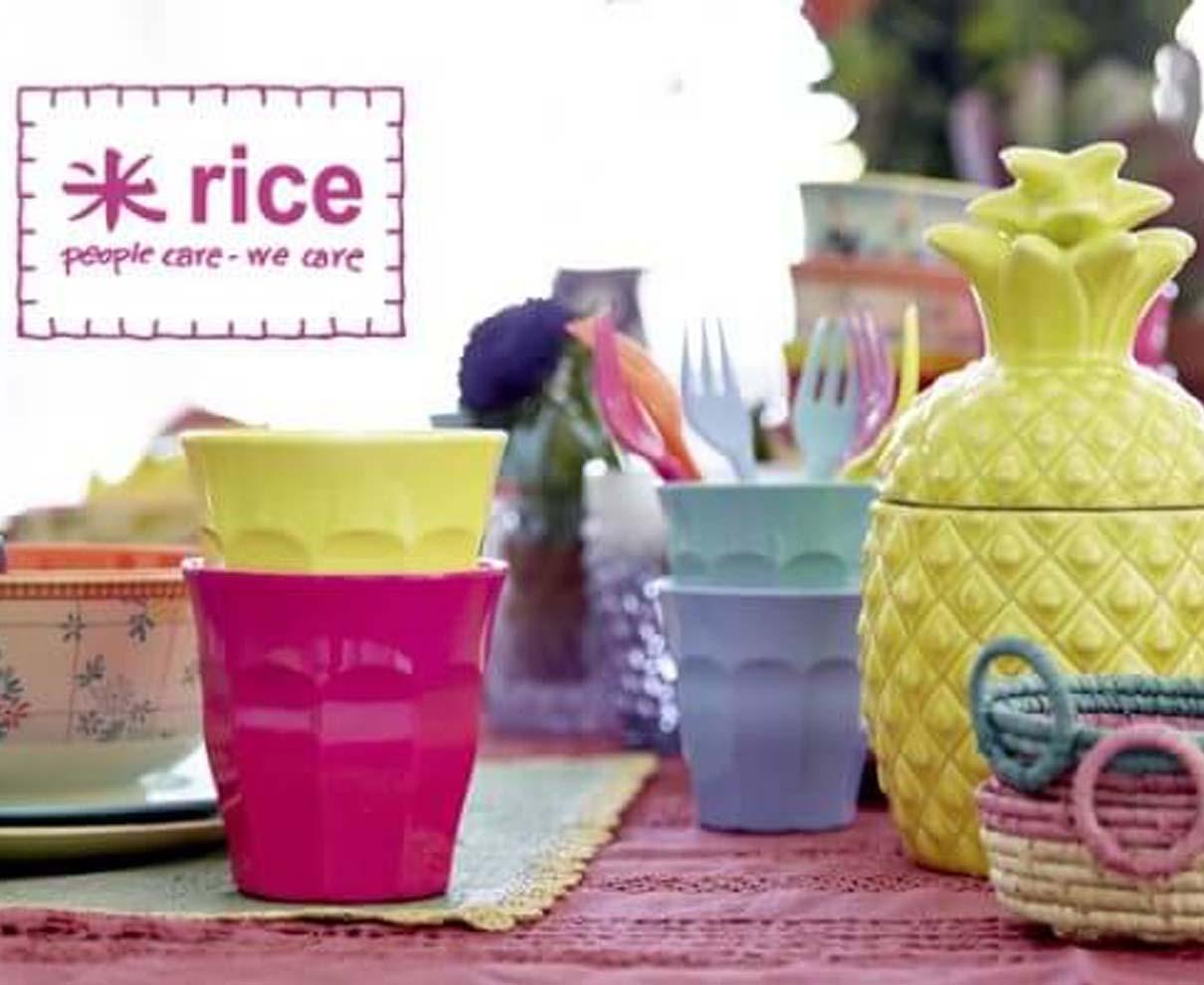 【rice(ライス)】のメラミン食器は丈夫でオシャレ!おしゃピク・ハロウィン・クリスマスパーティーにもおすすめ。