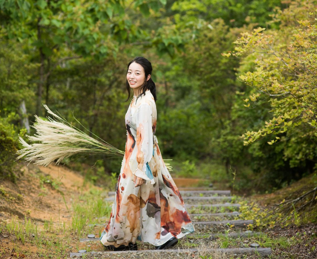 【月刊URALA 10月号】Cover Story みどりに包まれる、癒しの秋。
