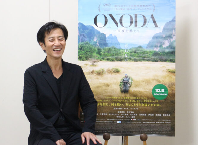 新境地を拓いた2作品『山中静夫氏の尊厳死』、『ONODA』主演・津田寛治さんインタビュー。